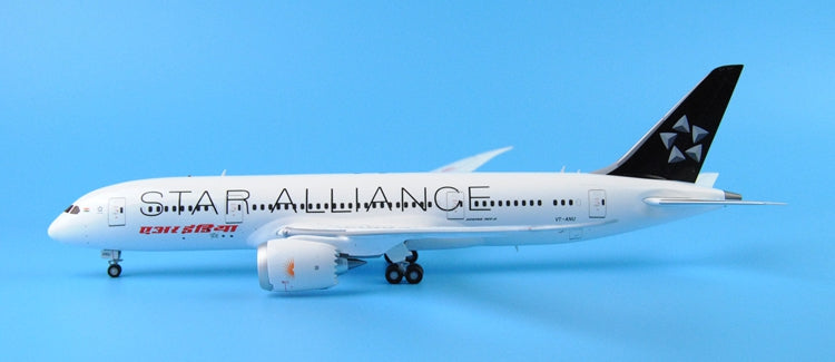 Specials: JC wings xx 2953 Indian airlines b787 - 8 vt - anu starry sky alliance number 1: 200