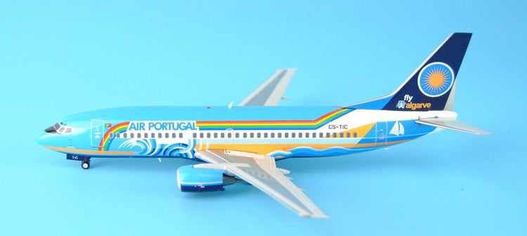 Special offer: JC Wings XX2457 Portuguese Airlines B737-300 al Jiawei 1:200