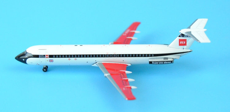 Special offer: JC Wings XX4915, British European aviation BAC 111-510ED G-AVMI 1:400