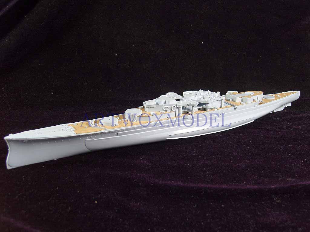 ARTWOX Airfix A06206 counter attack ship, wooden deck AW50026
