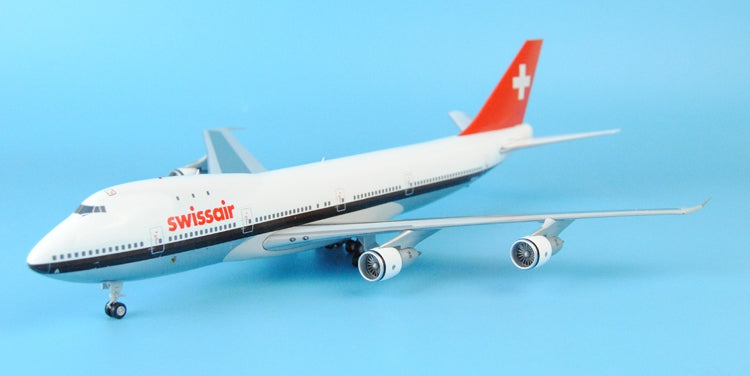 Special offer: JC Wings XX2401 Swiss Airlines B747-257B 1:200