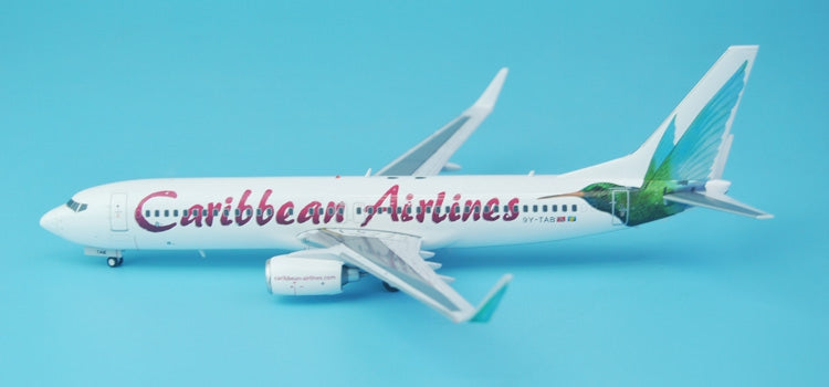 Special offer: JC Wings LH2003 Caribbean aviation B737-800 9Y-TAB 1:200