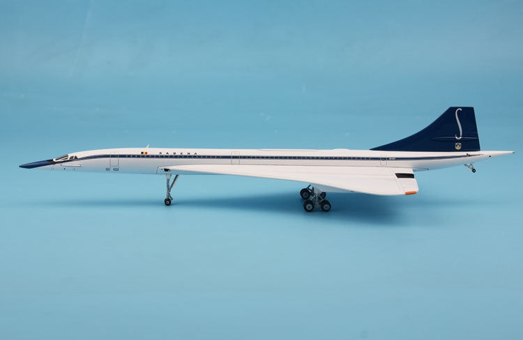 New products: Inflight IFCONC0416 Belgian aviation Concorde 1:200