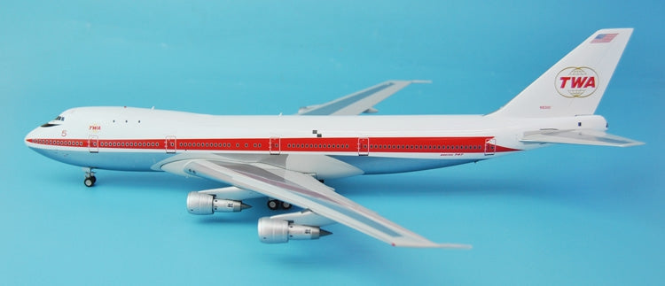 Special offer: Inflight IF7411116P global aviation TWA B747-100 N93101 1:200