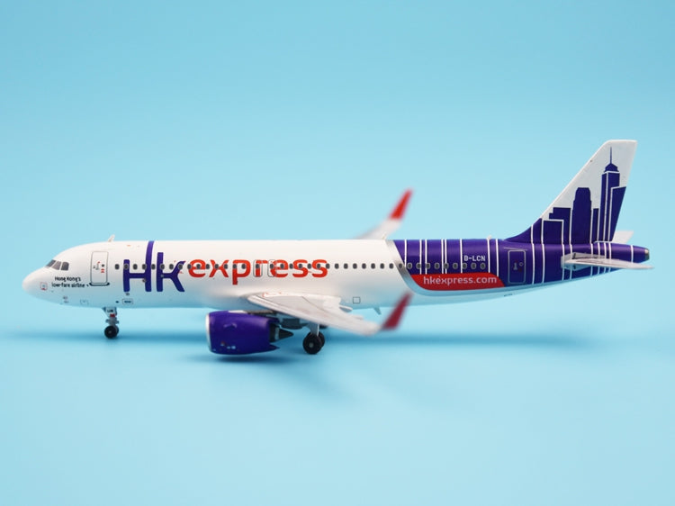 Special offer: PandaModel Hong Kong Express A320 Neo B-LCN 1:400