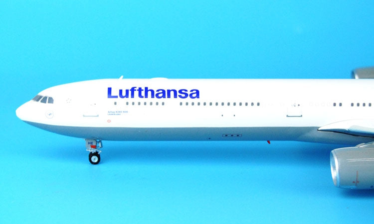 Eagle Lufthansa A340-600 × D topic 1/200