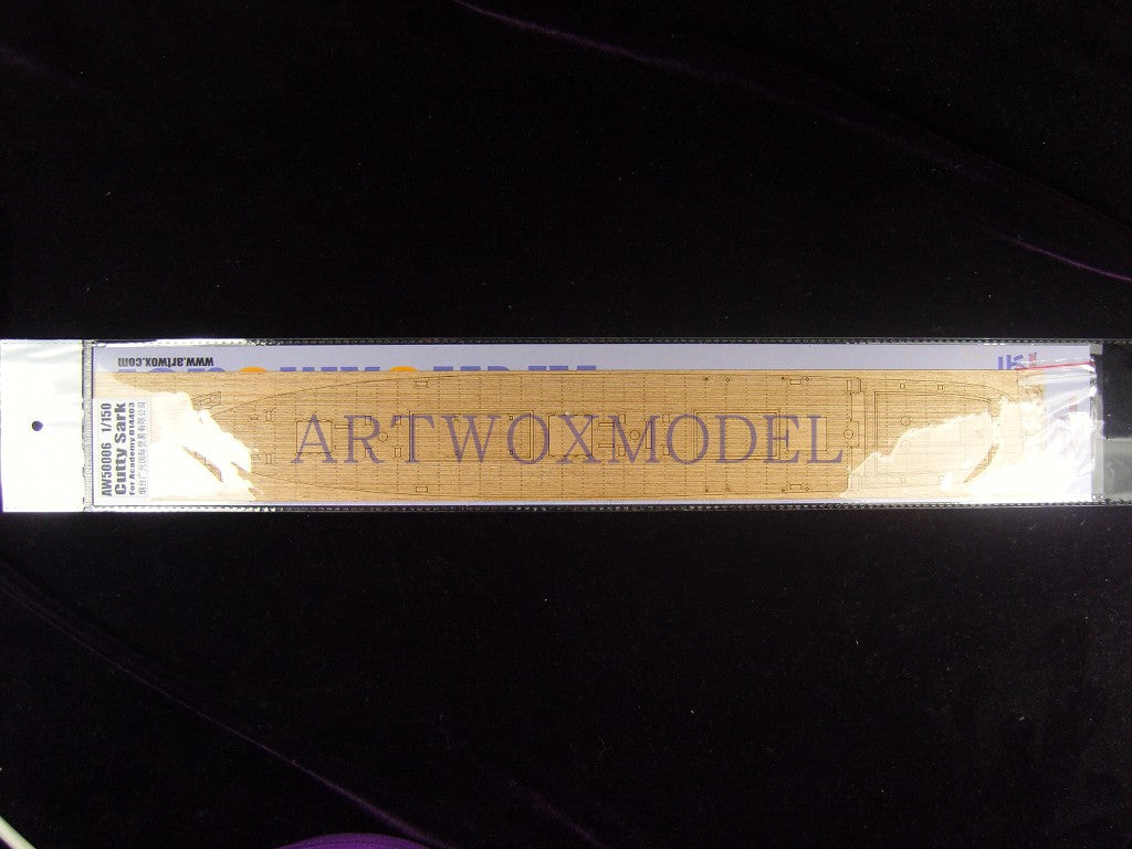 ARTWOX Academy B14403 Carty Sark wood deck AW50006