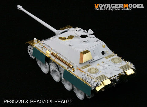 "Voyager PE35229 ""cheetah"" expelled chariot G1/G2 upgraded metal etching parts (Dragon)"