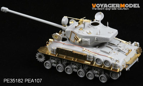 "Voyager PE35128 m51 "" Israeli Sherman"" medium-sized chariot metal etcher for upgrading"