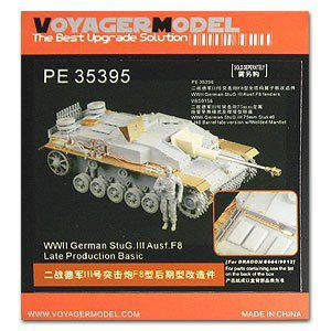 Voyager PE35395 3 assault F/8 upgrade upgrade metal etching parts (Dragon 6644)