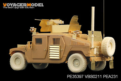 "Voyager pea231 modern us "" Hummer"" tactical vehicle family uses gravity resin tires ( 5 pieces )"