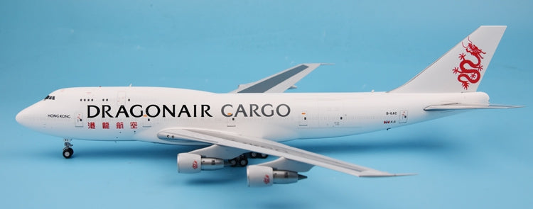 Specials: JC wings LH 2044 hong kong dragonair b747 - 300 FB - KAC 1: 200
