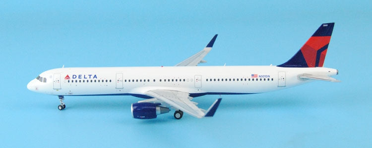 GeminiJets G2DAL444 Delta Airlines A321-200 / W N301 DN 1:200