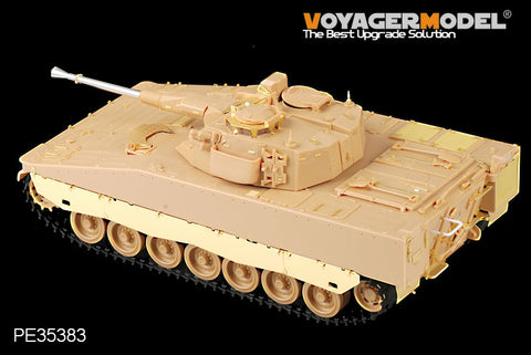Voyager PE35383 CV9040B infantry chariot upgraded with metal etch (love)