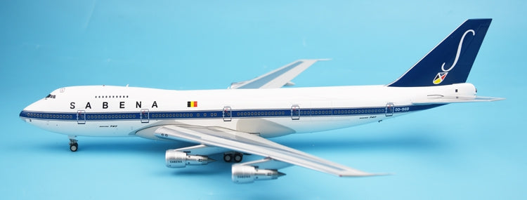 Special price: Inflight IF7410716 Belgium aviation B747-100 OO-SGB 1:200