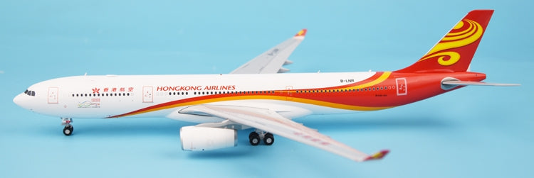 Special offer: JC Wings LH 2023 Hong Kong Airlines A330-300 B-LNR 1:200