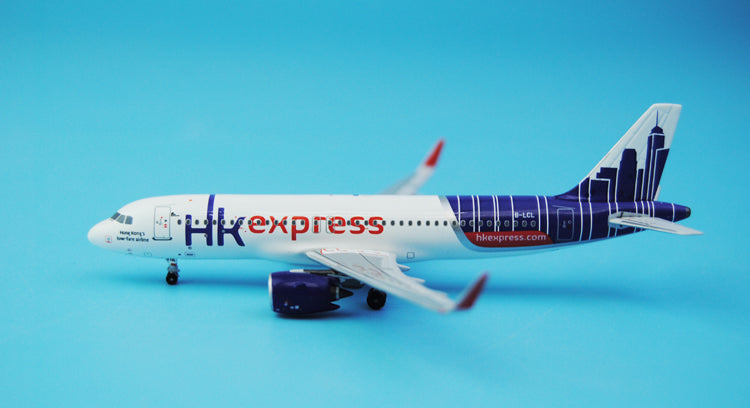 Special offer: PandaModel Hong Kong Express A320 neo/w B-LCL 1:400