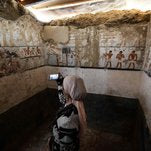 Archaeologists in Egypt Discover 4,400-Year-Old Tomb