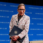 Justice Ginsburg Leaves Hospital After Treatment for Broken Ribs