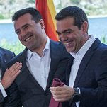 Macedonia Signs Historic Deal With Greece on Name Dispute