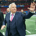 Robert Kraft Facing First Degree Misdemeanors in Prostitution Case