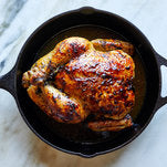 A Roast Chicken With Fall Flavors