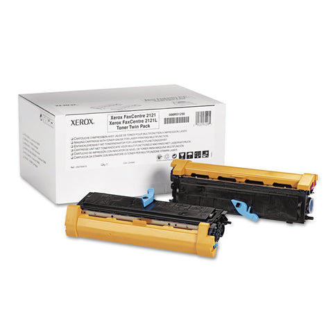 006r01298 Toner, 12000 Page-Yield, 2/pack, Black