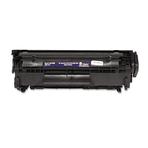 0281132500 12a Compatible Micr Toner, 2,000 Page-Yield, Black