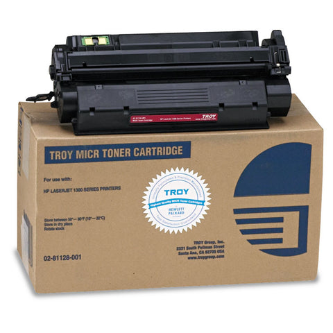 0281128001 13a Compatible Micr Toner, 3,000 Page-Yield, Black