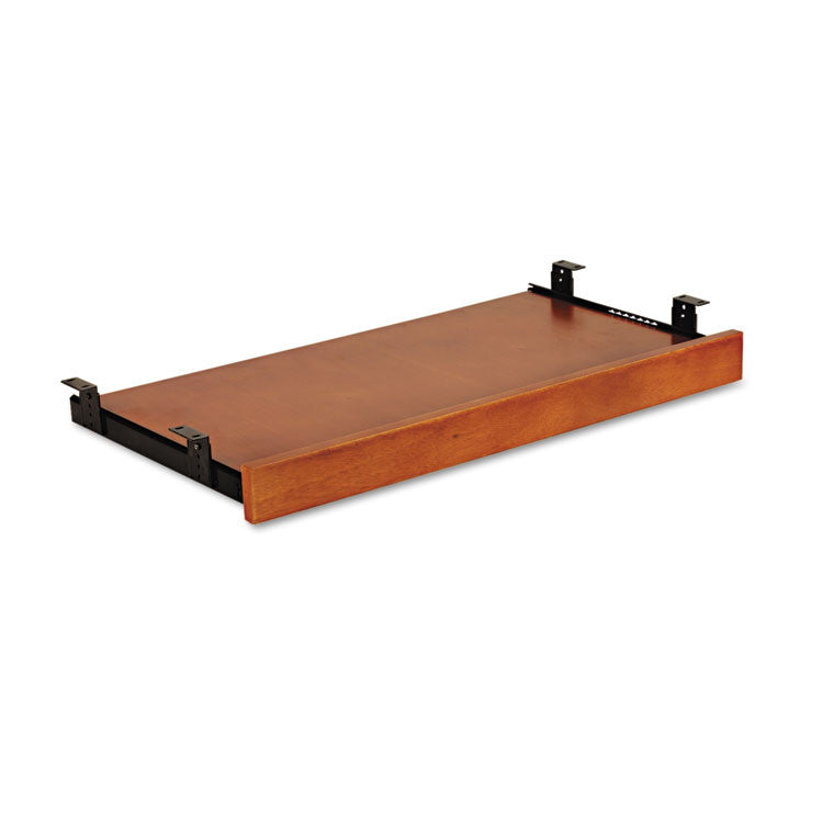Alera Verona Veneer Series Keyboard/mouse Shelf, 28w X 14d, Cherry