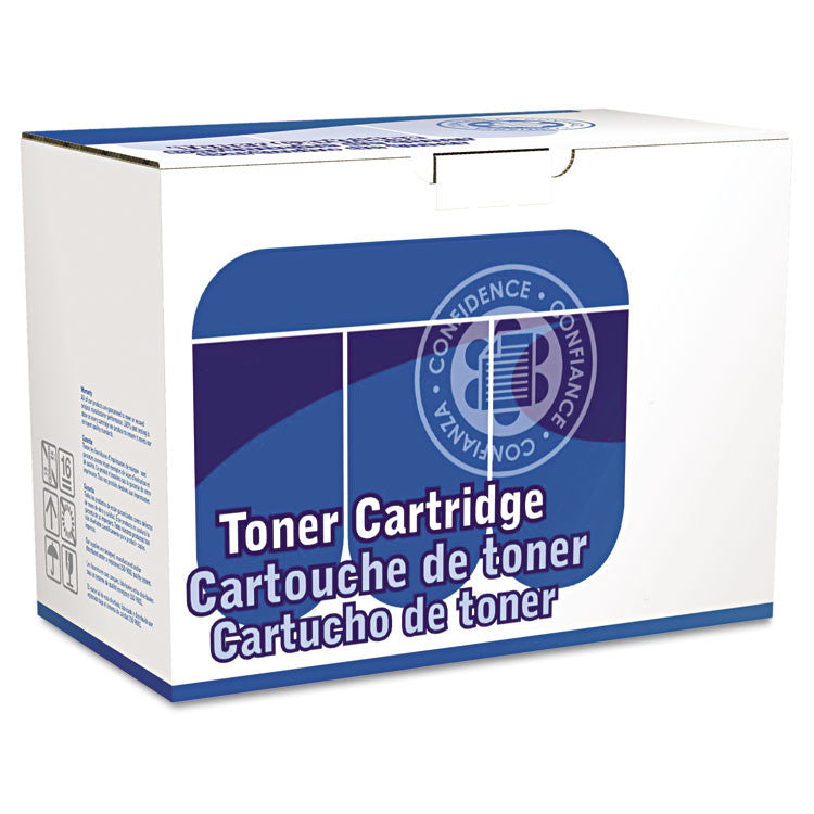 Remanufactured Ce255a (55a) Toner, 6000 Page-Yield, Black