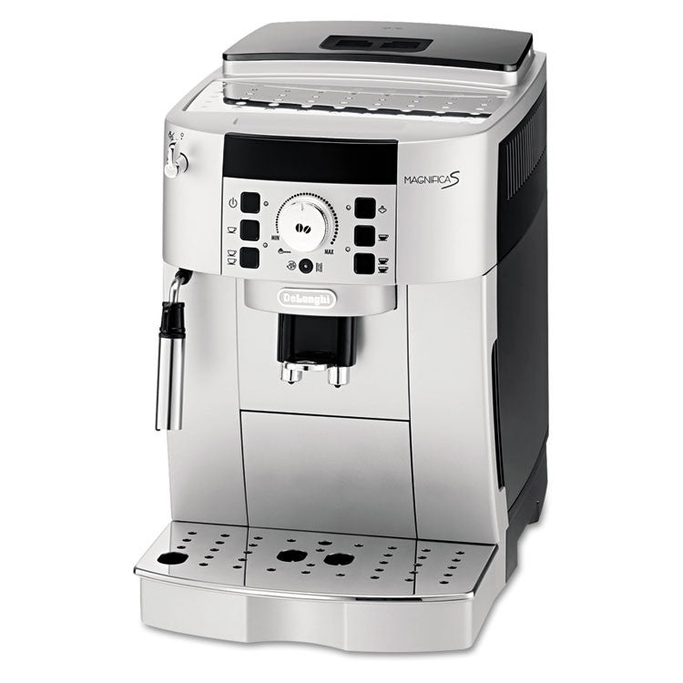 Super Automatic Espresso And Cappuccino Maker, Stainless Steel
