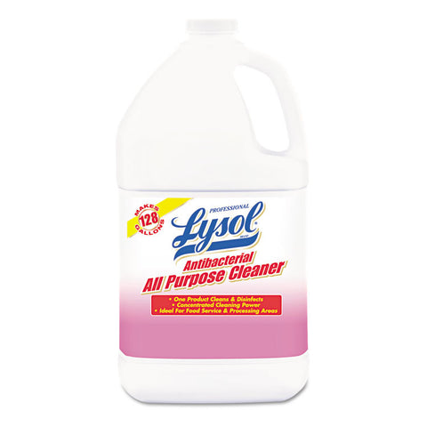 Antibacterial All-Purpose Cleaner, 1gal Bottle, 4/carton