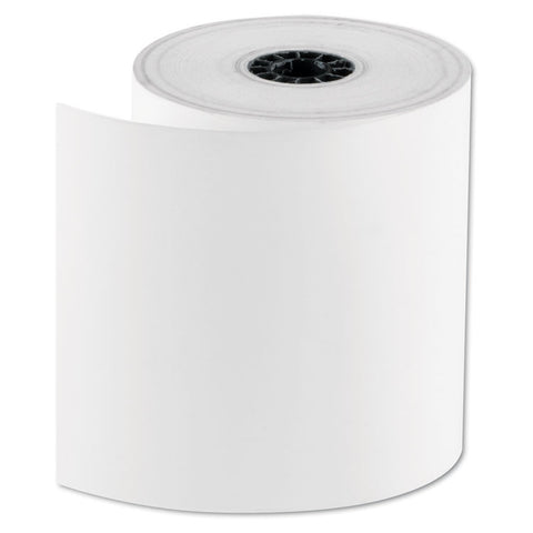 "Registrolls Thermal Point-Of-Sale Rolls, 3 1/8"" X 200 Ft, White, 30/carton"