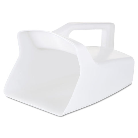 Bouncer Bar/utility Scoop, 64oz, White