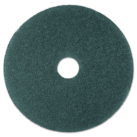 "Cleaner Floor Pad 5300, 19"" Diameter, Blue, 5/carton"