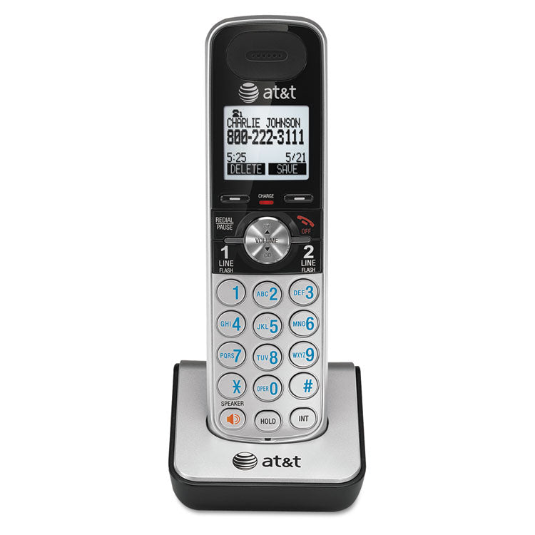 Tl88002 Cordless Accessory Handset, For Use With Tl88102