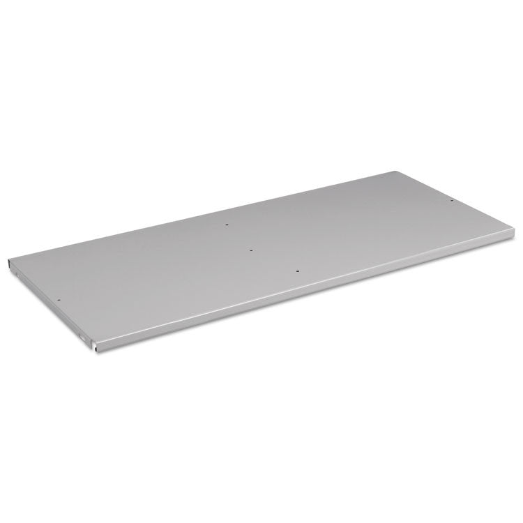 Steel Shelf For Heavy Duty Welded Storage Cabinet, 36w X 24d, Light Gray