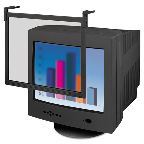 "Antiglare Monitor Filter For 16""-17"" Crt"