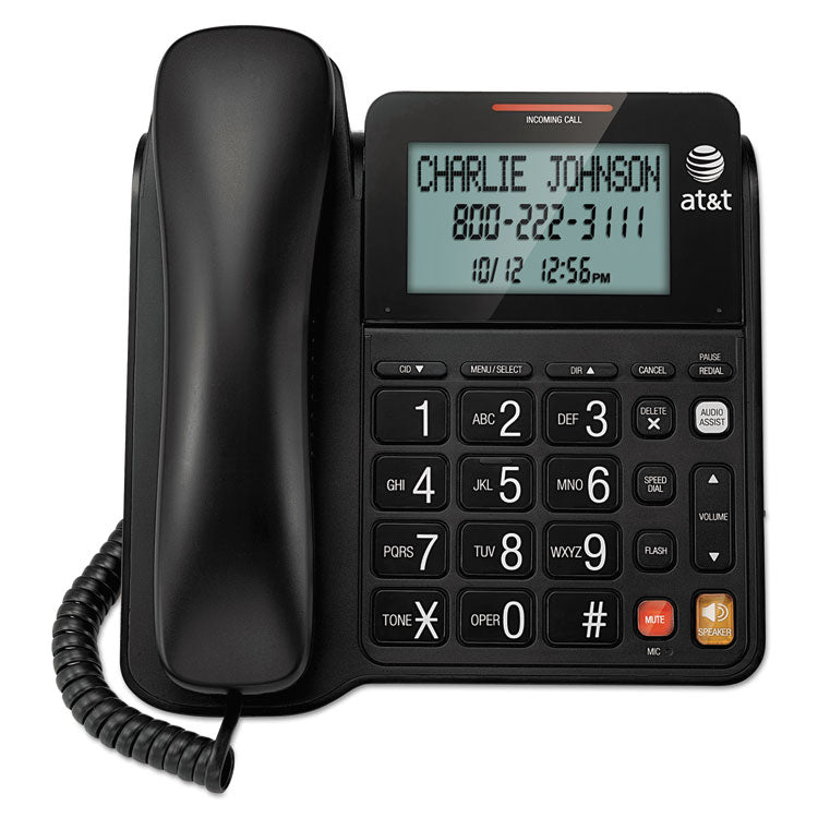 Cl2940 One-Line Corded Speakerphone