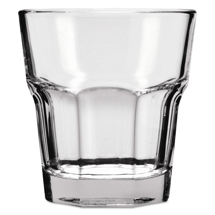 Glass Tumblers, Rocks, 10oz, Clear