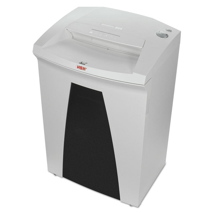 Securio B32c Cross-Cut Shredder, Shreds Up To 19 Sheets, 21.7-Gallon Capacity
