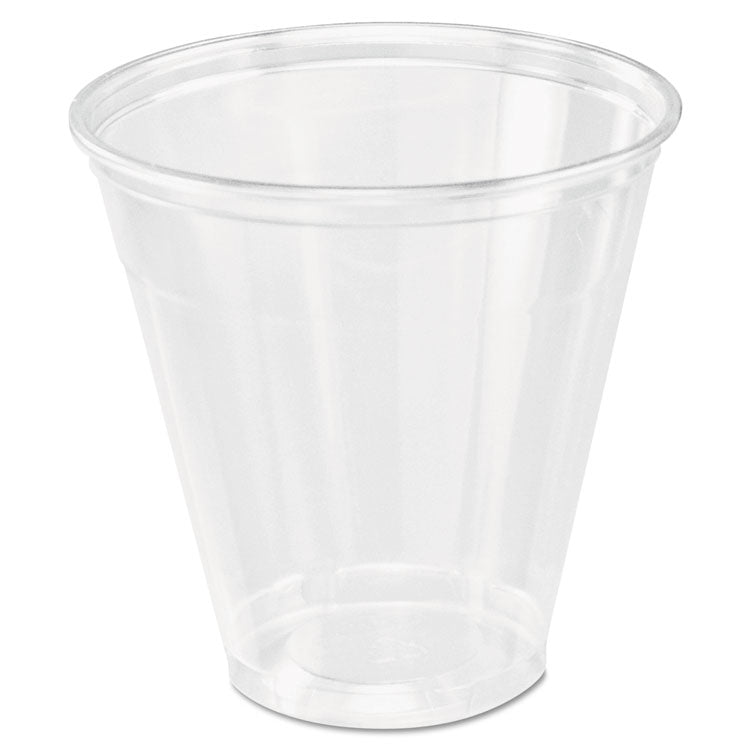 Ultra Clear Cups, 5 Oz., Pet, 100/bag