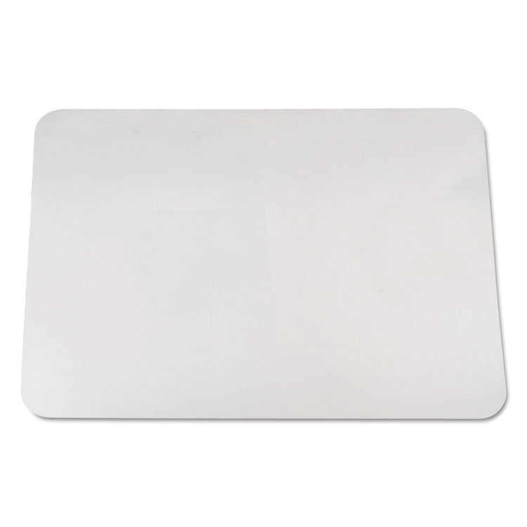Krystalview Desk Pad With Microban, 36 X 20, Clear