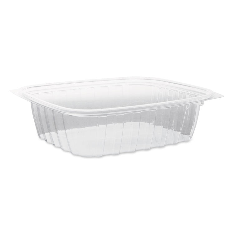 Clearpac Container Lid Combo-Pack, 7-1/2 X 6-1/2 X 2, Clear, 24 Oz, 63/bag