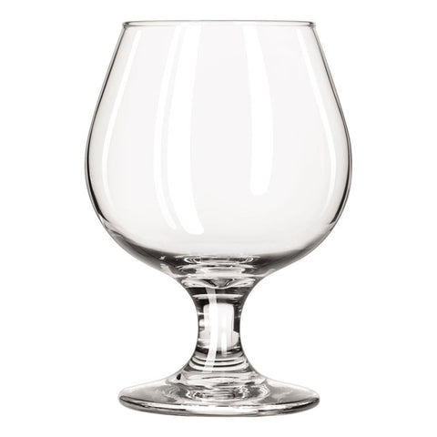 Embassy Brandy Glasses, 11.50 Oz, Clear, Glass