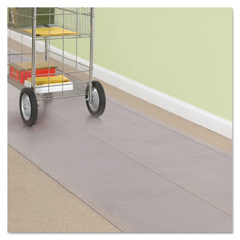 Carpet Runner, 36 X 120, Clear