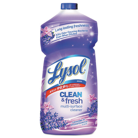 All-Purpose Cleaner, Lavender & Orchid Essence Scent, 40 Oz Bottle
