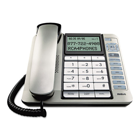 11141bsga One-Line Corded Phone
