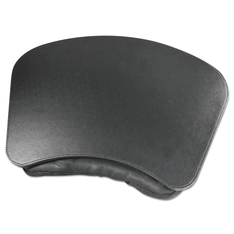 Lap Desk With Plush Pillow, 19w X 13 1/2d, Black